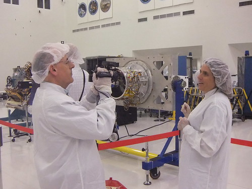 Mat Kaplan interviews Wendy Edelstein, SMAP Instrument Manager