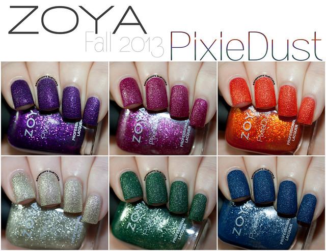 Zoya Fall PixieDust