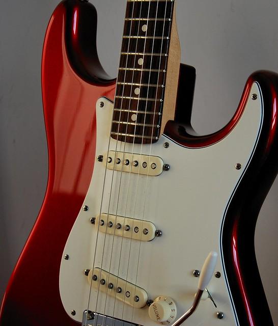 2013 Fender American Std. Strat (Mystic Red)