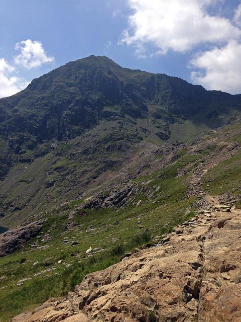 Le Mont Snowdon