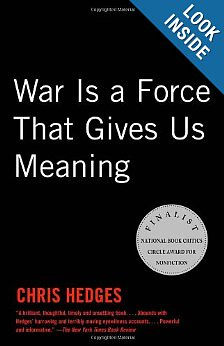 war is a force