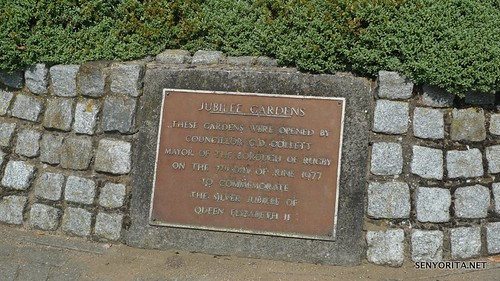 Jubilee Gardens - Rugby
