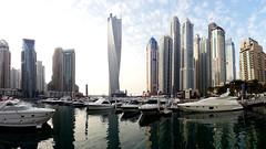 Dubai Marina. Dubai.