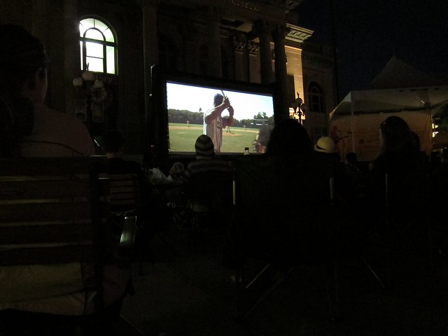 Movie on the Square: 42