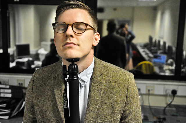 Marc Thomas, Journalist