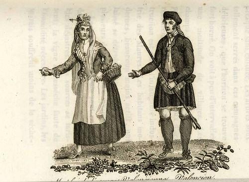 019-L'Espagne et le Portugal, ou Moeurs, usages et costumes des habitans…1815- J.B. Breton