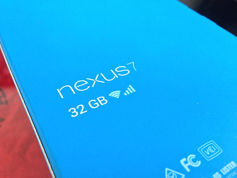Google、Nexus 7(2013)にAndroid 4.3.1のアップデートを提供!