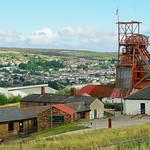 D8697.  Big Pit (Pwll Mawr) Mining Museum.