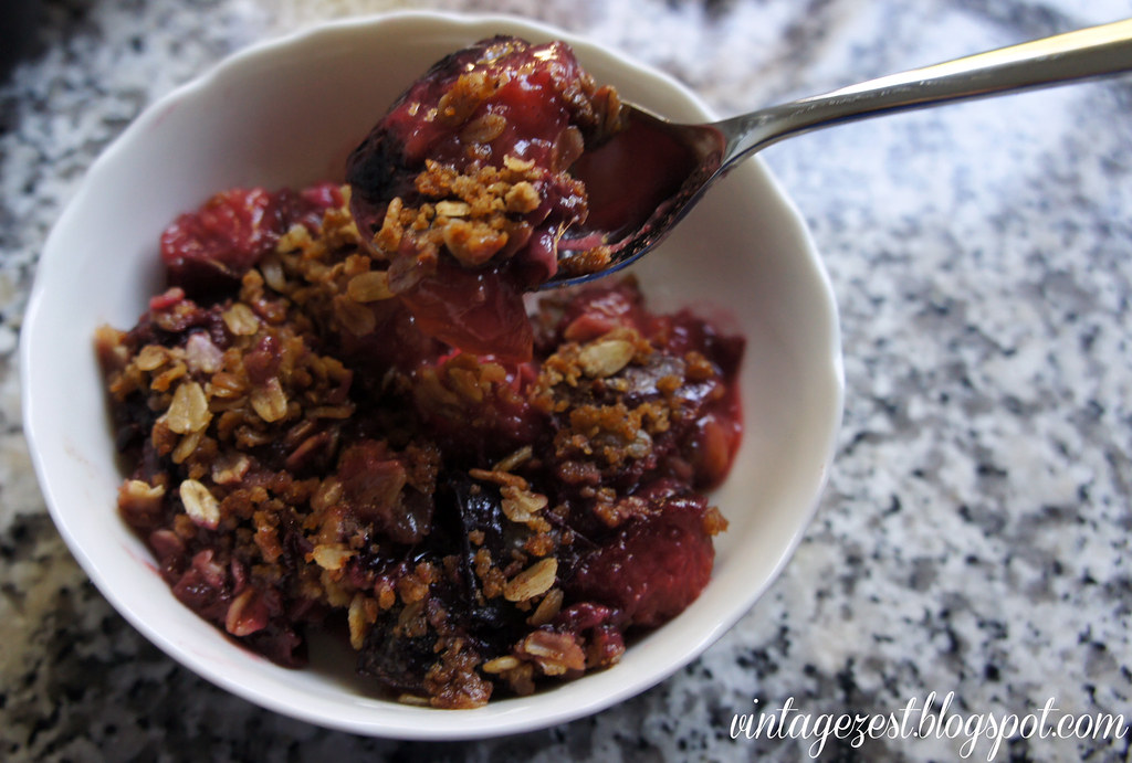 -Plum Crumble 11