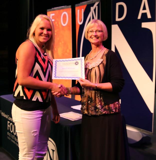 2013 Fall Scholarship Ceremonies
