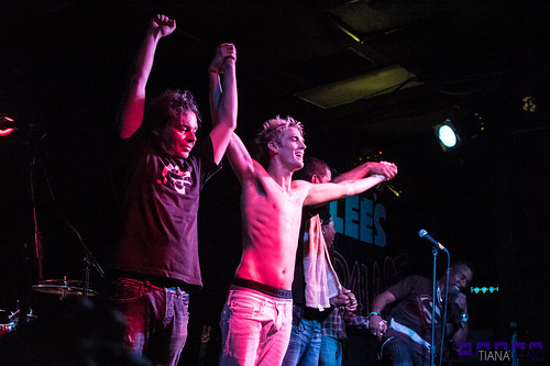 Aaron Carter @ Lee's Palace 9/22/2013