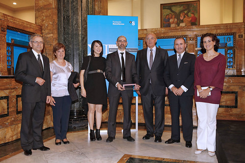 Premio Fundación Banco Herrero de Investigación Económica (2013)