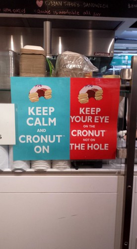 Dominique Ansel Bakery: Cronut Posters