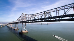 girder bridge, vehicle, truss bridge, cantilever bridge, channel, bridge,