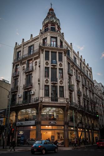 sunset urban art argentina atardecer arquitectura architechture buenosaires perspective gaudí perspectiva nouveau exploration 1907 rodríguezortega