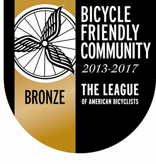 Bicycle Friendly Community Badge