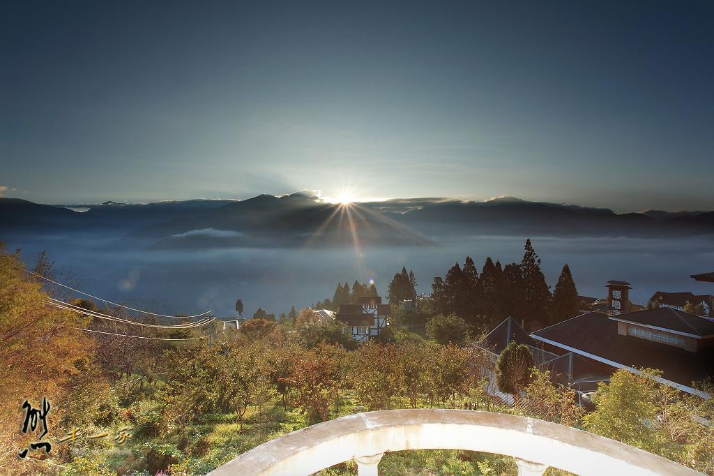 清境儷景豪斯登堡|房型坪數超大還有觀日出的大陽台