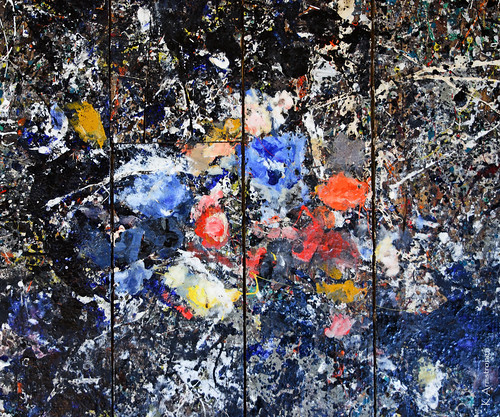 newyork abstract mess longisland drip springs splatter jacksonpollock easthampton studiofloor artiststudio abstractexpressionist highpassfilter jacksonpollockstudio