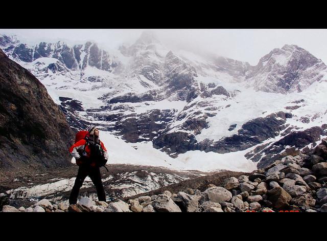 Στη βάση του Cerro Paine Grande στην Παταγονία!