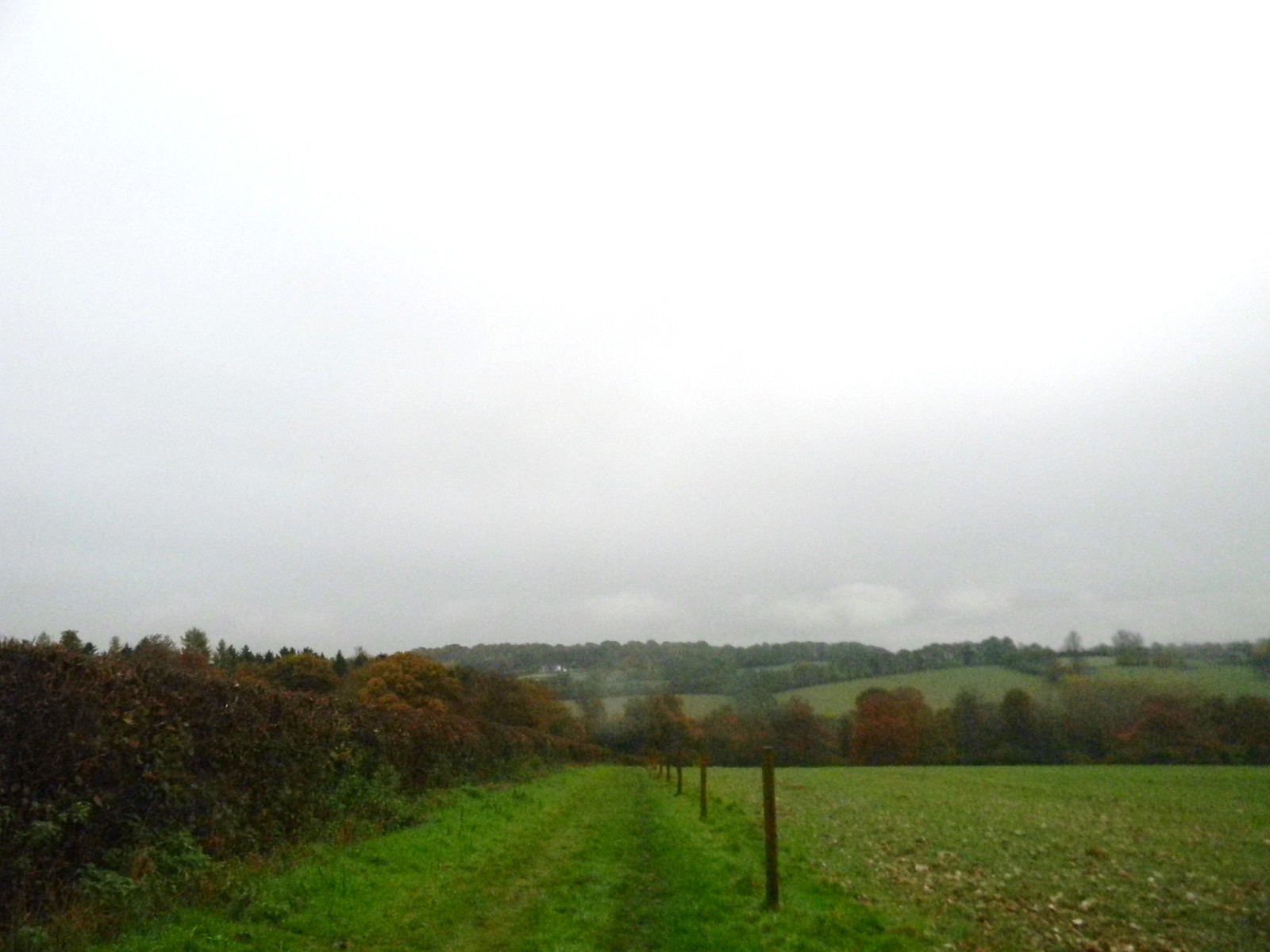 View Chorleywood to Chesham