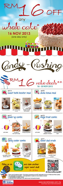 RM16 secret recipe
