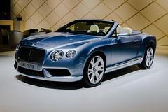 2014 Bentley GTCV8 LA Auto Show