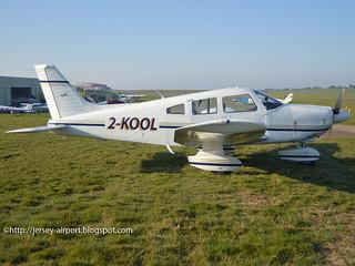 2-KOOL Piper PA-28-181 Archer ll