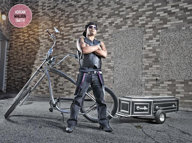 Adrian - Ottawa Custom Cycle Society