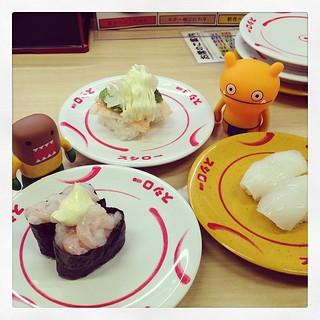#sushi #uglydoll  #domo
