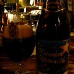 ベルギービール大好き!!コルセンドンク・クリスマス・エール Corsendonk Christmas Ale