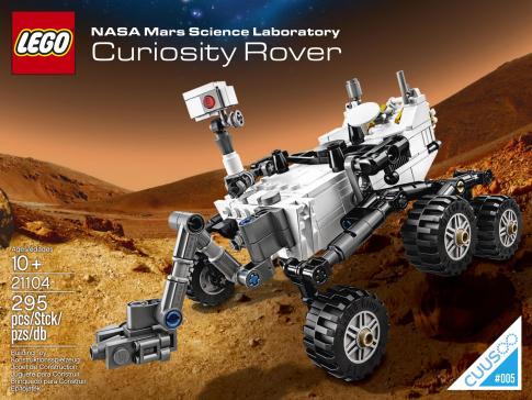 LEGO Curiosity 21104