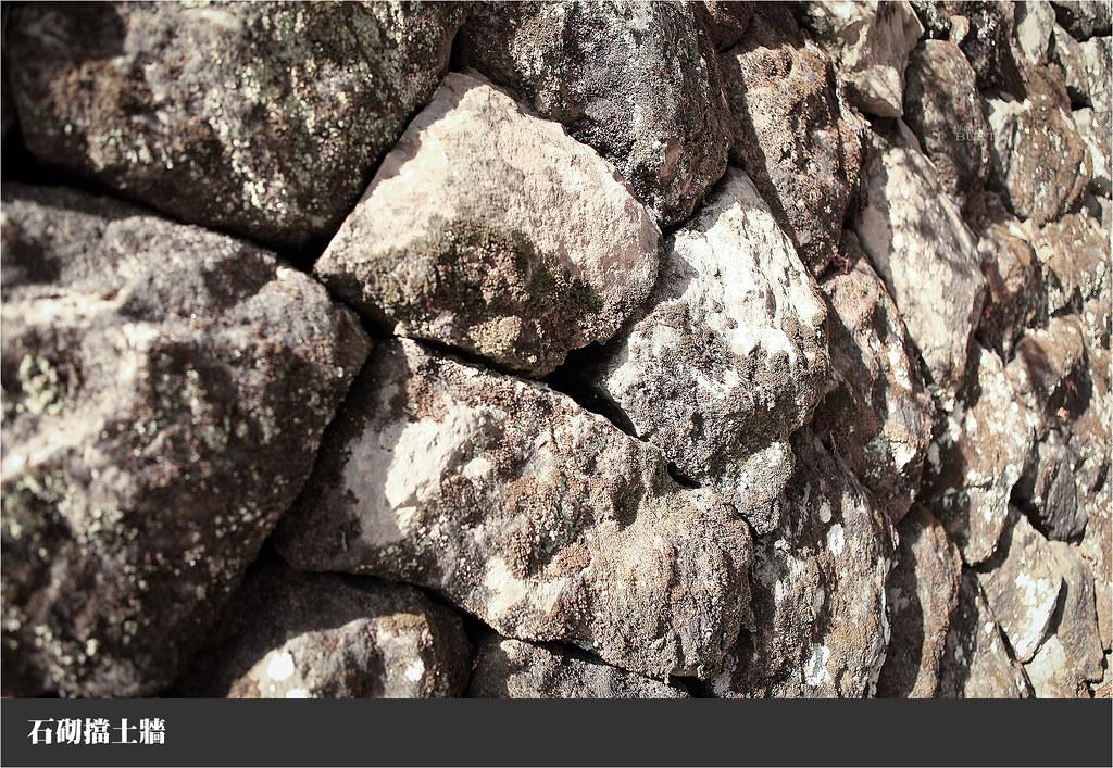 石砌擋土牆