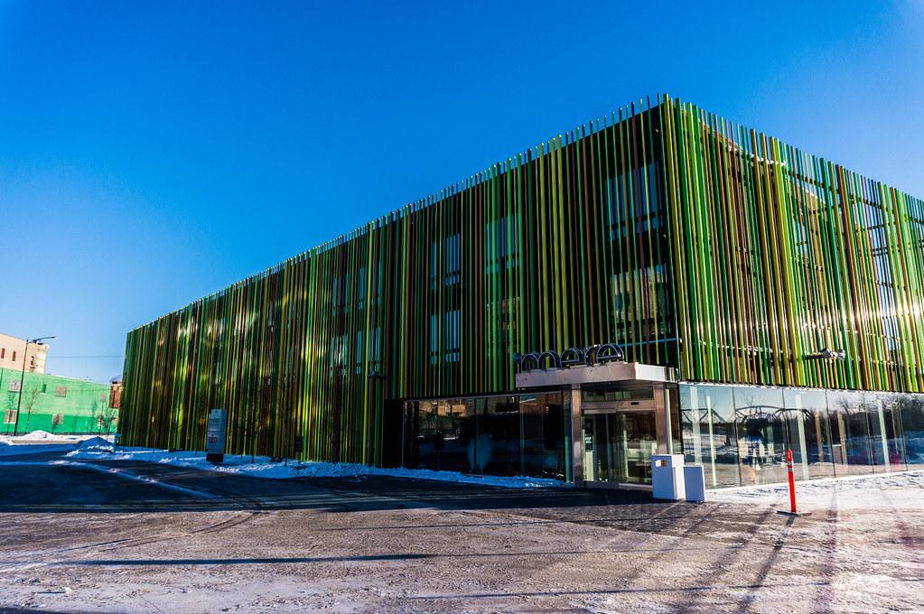 Mere Boutique Hotel - Winnipeg