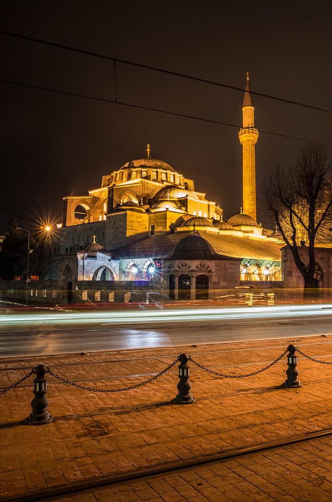 Nusretiye Mosque, Istanbul, Turkey picture