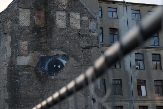 streetart | jr - wrinkles of the city | berlin