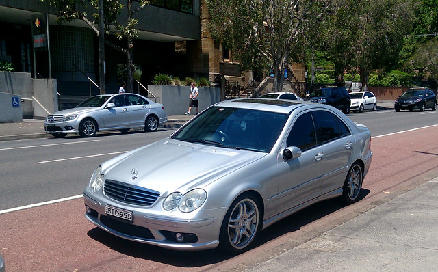 Mercedes-Benz C55 AMG | Flickr - Photo Sharing!