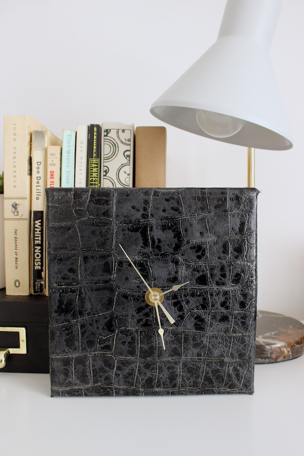 Fabric Paper Glue | DIY Leather Clock