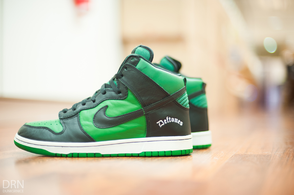 Deftone Dunks.