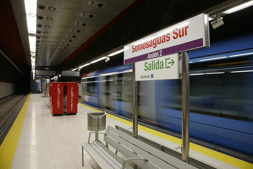 El Metro Ligero Oeste, premiado por fomentar la movilidad sostenible