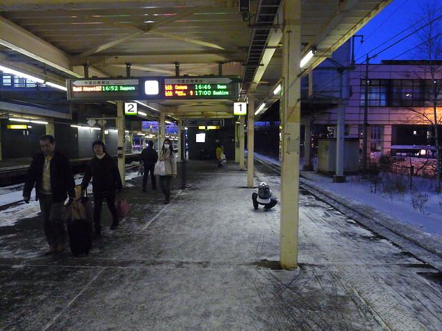 南千歲車站