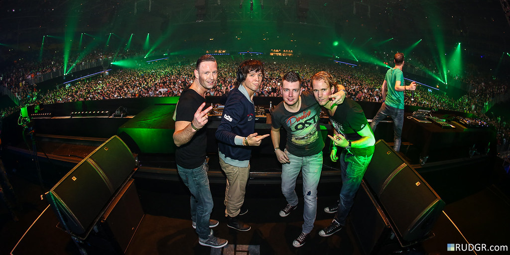 Hard Bass 2014 - Team Green: Bass Modulators, Atmozfears & Max Enforcer