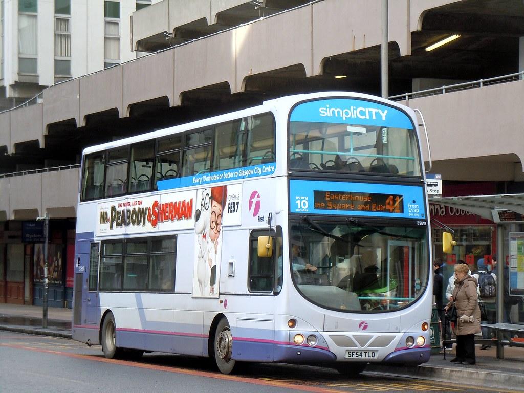 First Glasgow 32619 SF54TLO | J G1004 | Flickr
