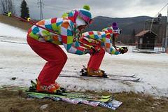 """SNOW tour 2013/14: Ski centrum Miroslav – nejstarší """"zasněžovači"""" se šmouly na sněhu"""