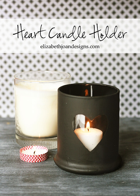 Heart Candle Holder 1