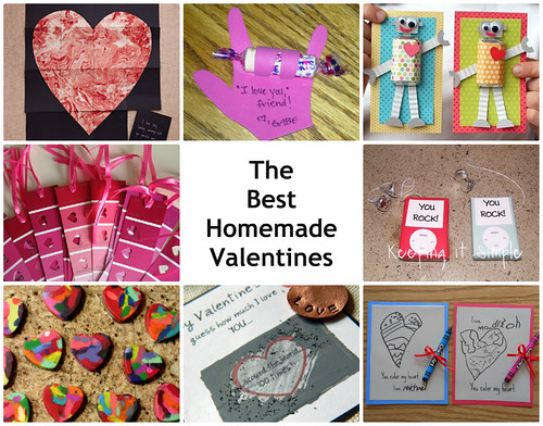 Mrs. Fields Secrets Homemade Valentines