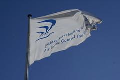 Vlag van de Luchtverkeersleiding Nederland