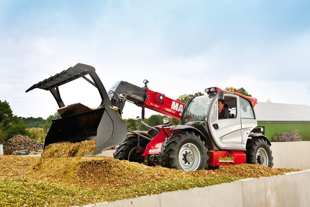 Manitou MLT 840