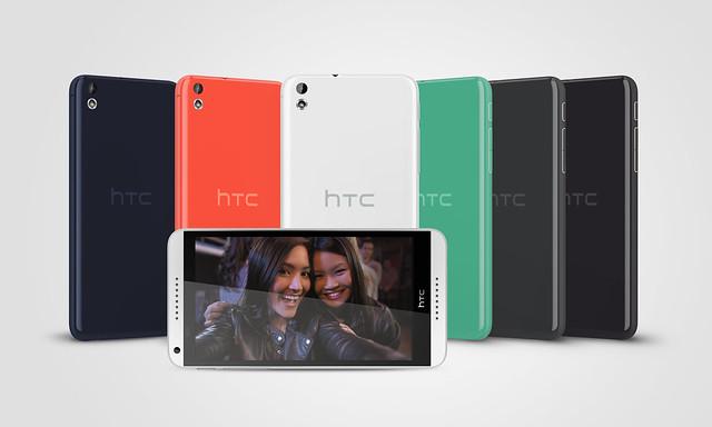 [新聞稿] 全新 HTC DESIRE 系列 燃動 2014 年中階市場 @3C 達人廖阿輝