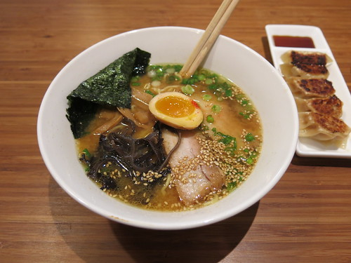 Miso Ramen, Fujiyoshi Ramen pop-up