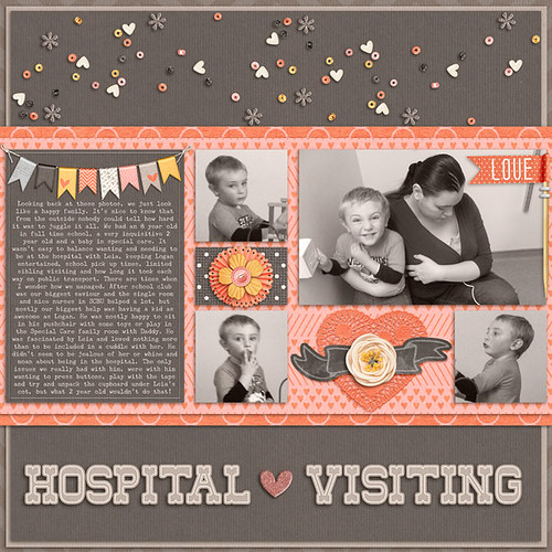 Hospital Visiting by Lukasmummy